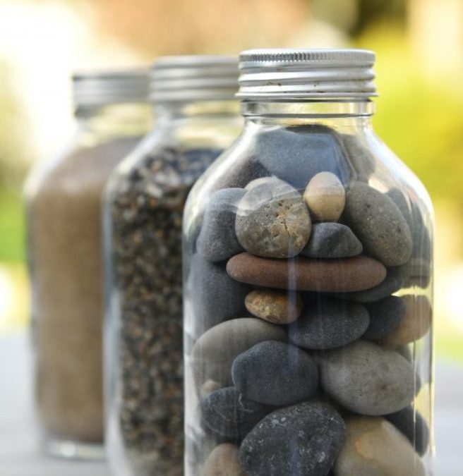 Make space for the Big Rocks