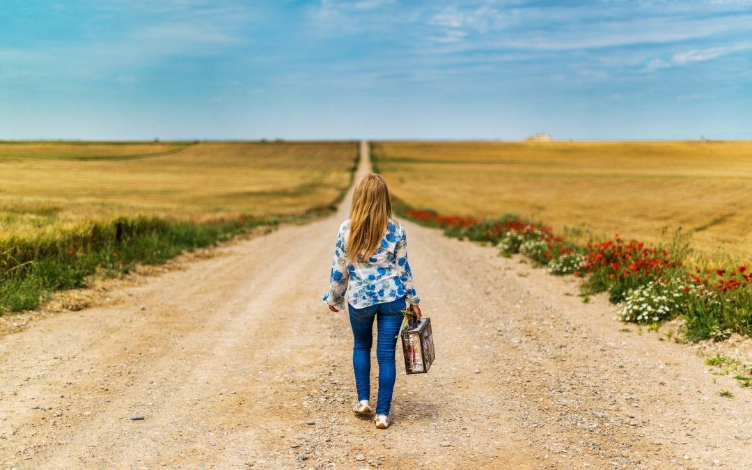 Knowing when it's time to walk away